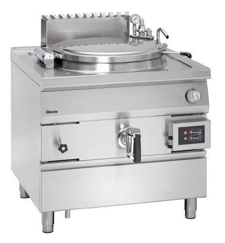 Gas-Kochkessel indirekt beheizt, 100 Liter