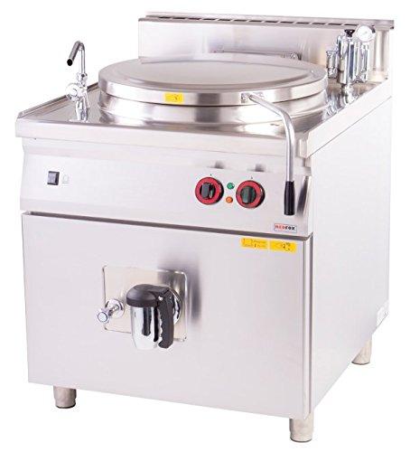 Kochkessel, elektro,150 Liter, 800x900x900 mm,