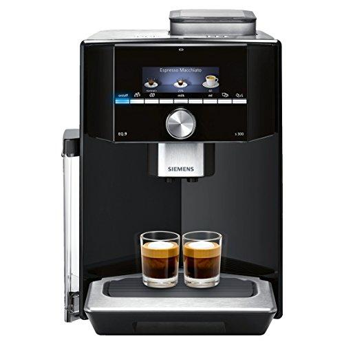 Siemens TI913539DE EQ.9 s300 Kaffeevollautomat (1500 W) schwarz
