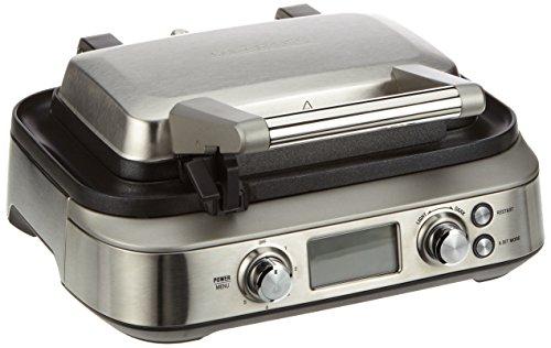 Gastroback 42422 Waffeleisen, metallic