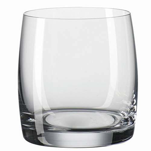 "Bohemia Cristal 093 006 115 Becher ca. 290 ml aus Kristallglas 6er Set ""Clara"""