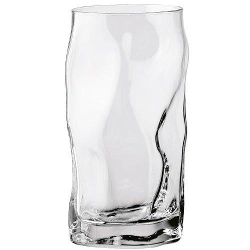 Bormioli Rocco Sorgente Longdrinkglas 450ml, 6 Stück