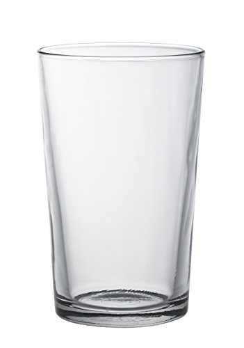 Duralex Trinkglas, konisch, 330 ml, 6 Stück