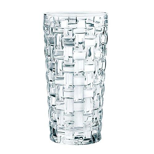 Spiegelau & Nachtmann, 4-teiliges Longdrink-Set, Bossa Nova, Bleikristall, 395 ml, 63291