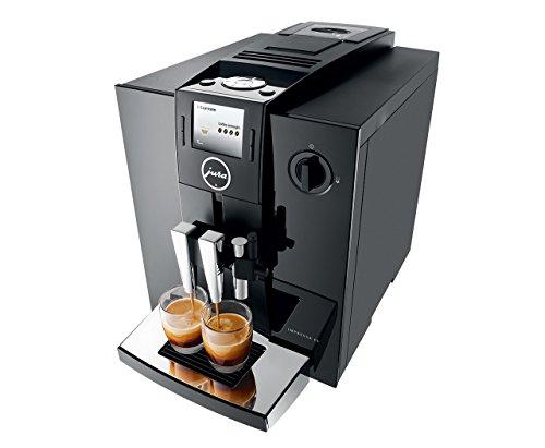 Jura IMPRESSA F8 TFT Pianoblack Aroma Kaffeemaschine