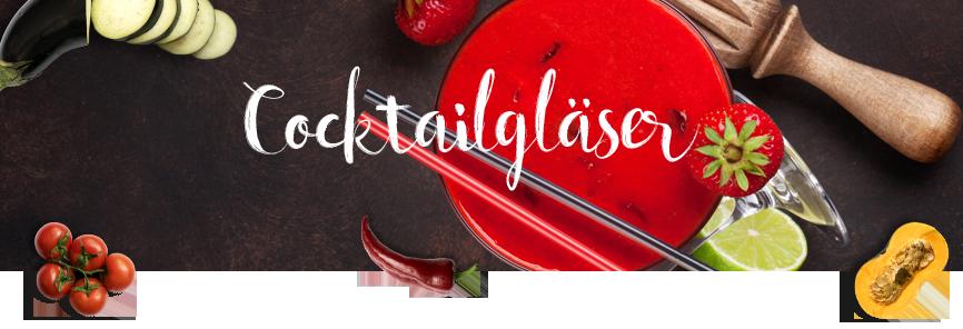 Cocktailgläser Logo