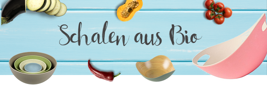 Schalen aus Bio online kaufen auf Gastronomie-MV.de