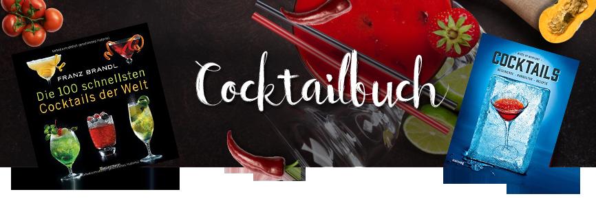 Cocktailbücher über die Gastronomie jetzt auf Gastronomie-MV.de online kaufen