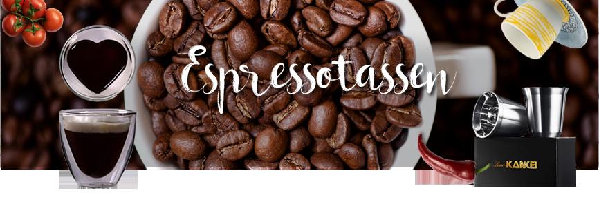 Espressotassen jetzt online kaufen auf Gastronomie-MV.de