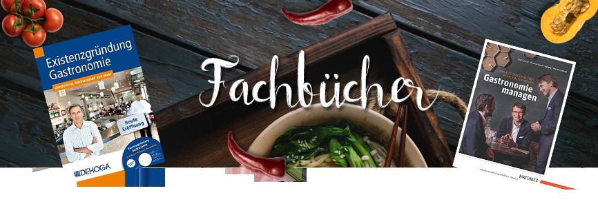 Fachbücher über die Gastronomie jetzt auf Gastronomie-MV.de online kaufen