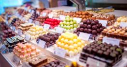 Süßwaren auf der Gastromesse